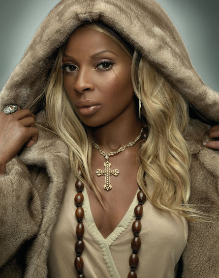 mary j blige album. Here is a brand new record