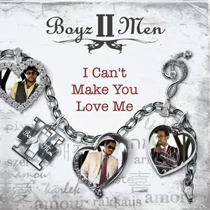 Music: Boyz II Men – I Can't Make You Love Me [New Single]