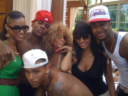 chris-brown-and-homies