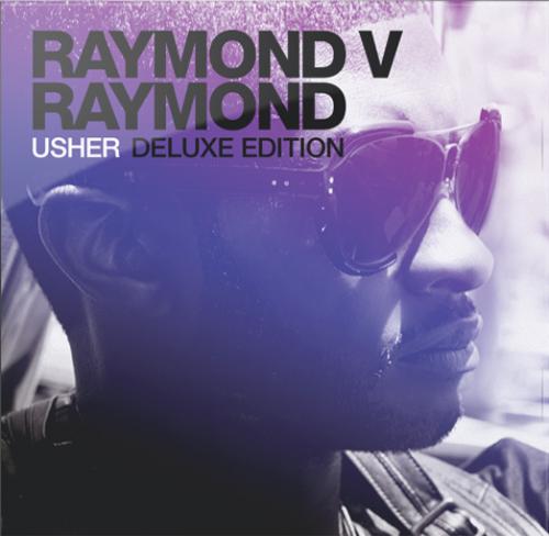 Usher – Raymond v. Raymond (Deluxe Edition) [Album Cover