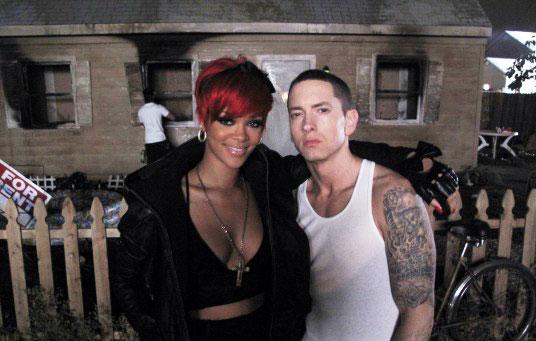 "Rihanna & Eminem Re-Unite On ""Love The Way You Lie Part 2″"