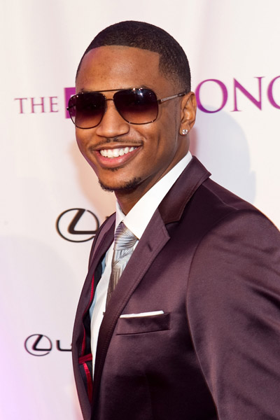 trey songz tattoos 2011. Trey Songz is on pace for