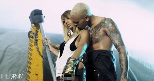 | Keri Hilson and Chris Brown One Night Stand Official Video |