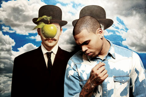 Chris Brown  Music Video on New Music  Chris Brown     Marvin   S Room  Remix    More