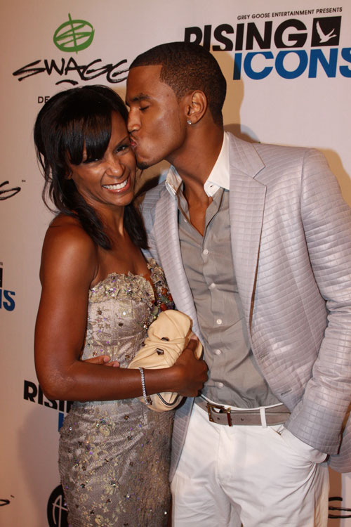 J Cole Girlfriend Ethiopian Trey Songz & His M...
