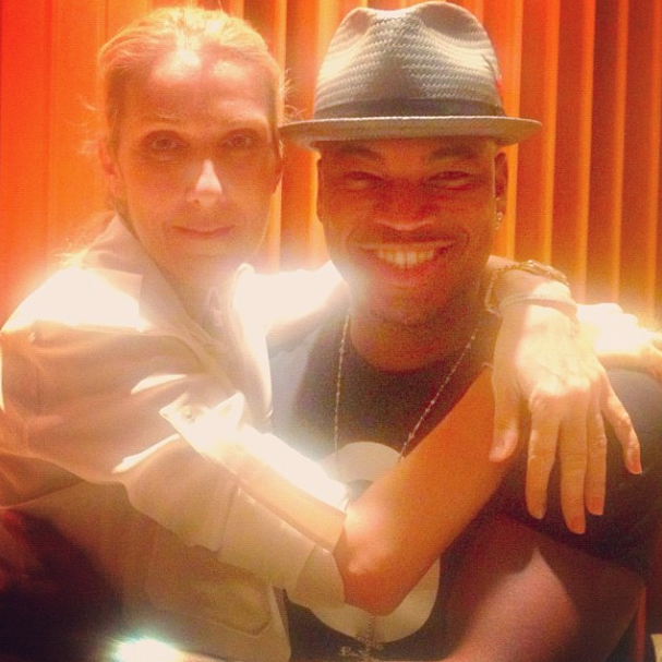 Ne-Yo &amp; Celine Dion