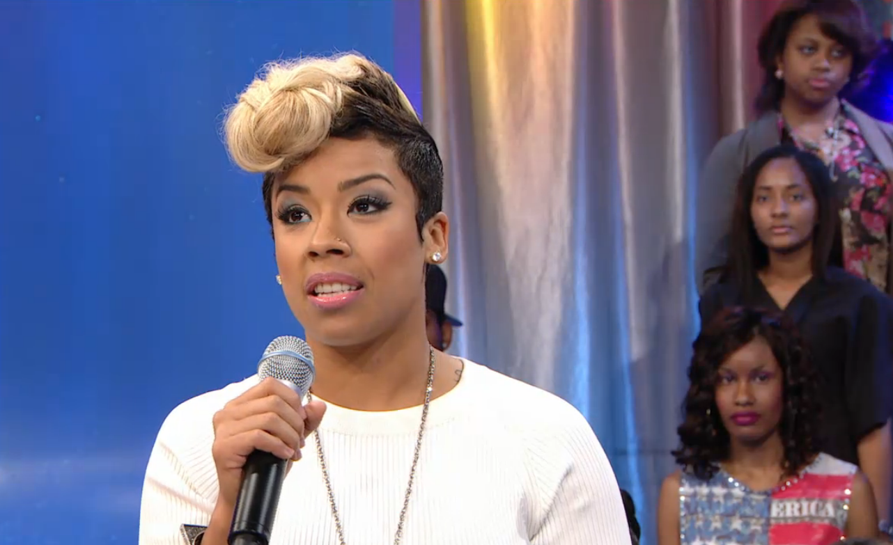 keyshia cole talks quotfamily firstquot shoe line amp woman to