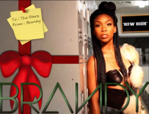 Brandy - How High
