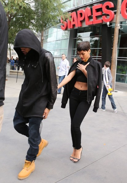Rihanna+Chris+Brown+Rihanna+Leaving+Lakers+3W5Ix72EofKl