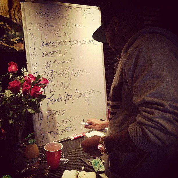 the-dream-love-IV-tracklist