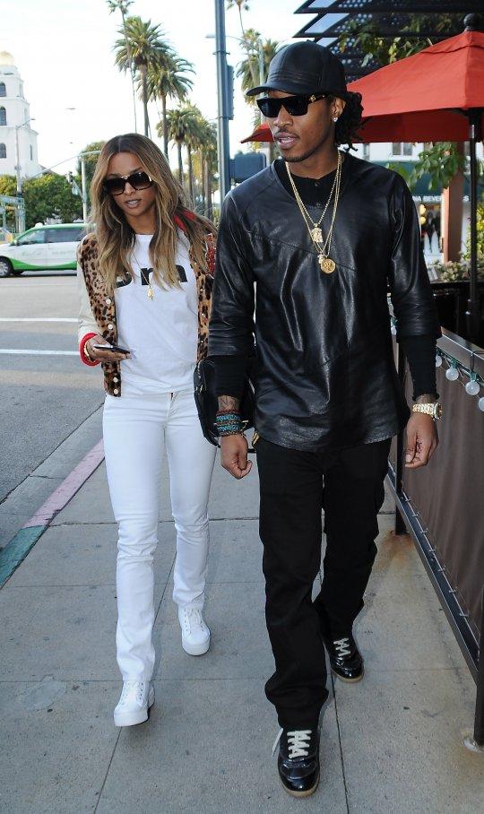 Ciara dating future 2013