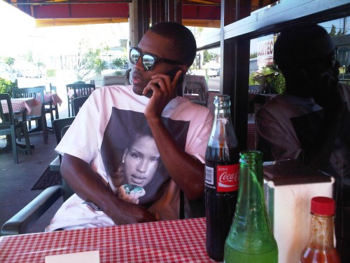 Frank Ocean cassie t (Nabil)