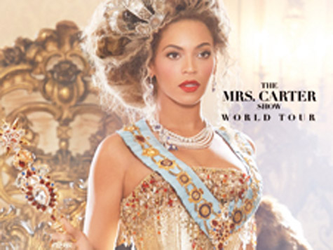 Beyonce mrs-carter-show