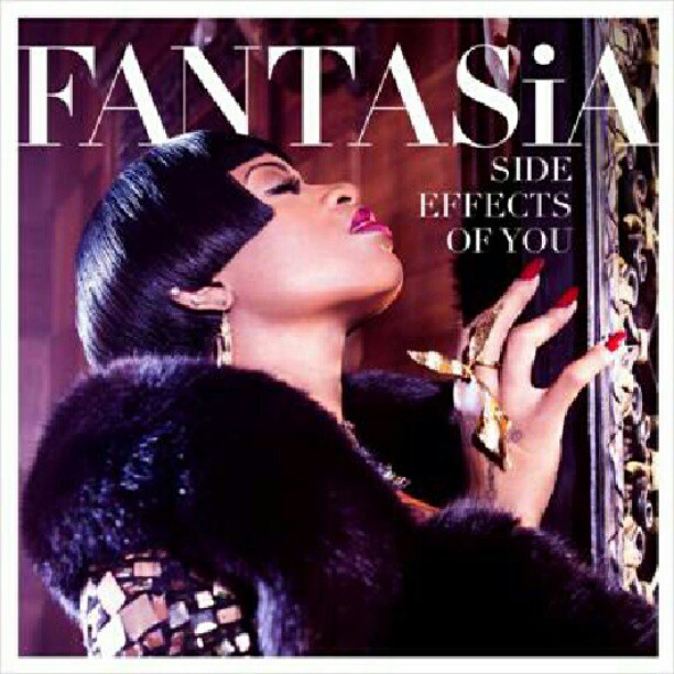 "Fantasia Reveals 'Side Effects of You' Album Cover, Talks ""Lose ..."