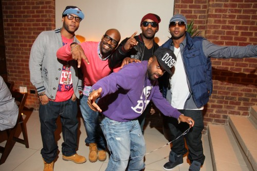 JD &amp; Jagged Edge