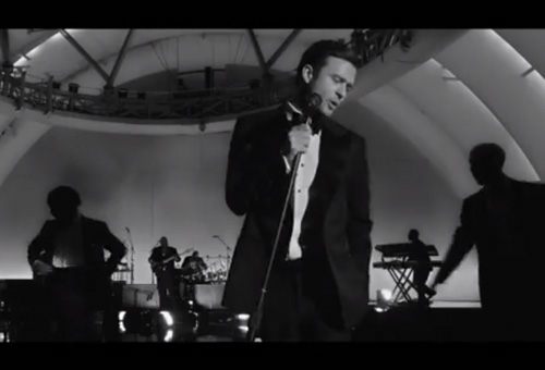 Justin-Timberlake-Suit-&-Tie-Video