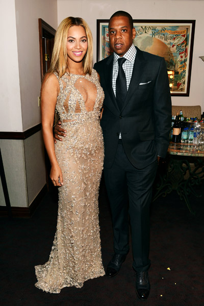Beyonce &amp; Jay-Z
