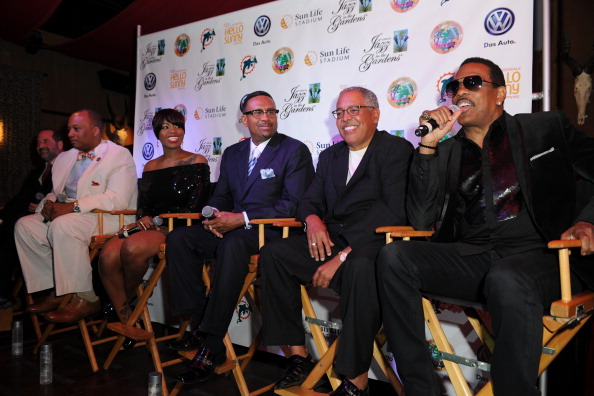 8th Annual Jazz In The Gardens Press Conference