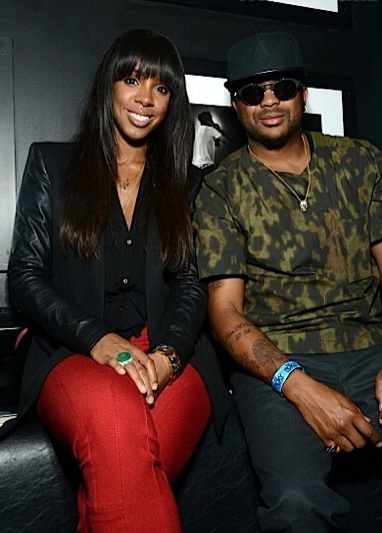 Kelly-Rowland-and-The-Dream-attend-Fantasias-listening-party