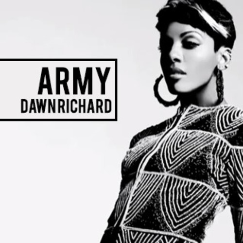 Dawn Richard Army-t500x500
