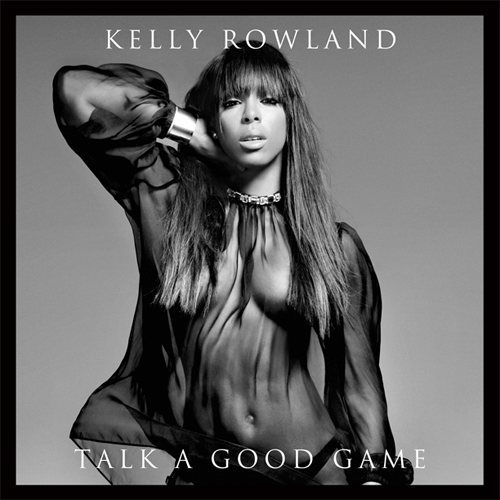 Kelly Rowland TAGG-Cover