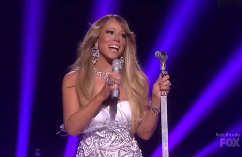 Mariah-Carey-Performs-on-American-Idol