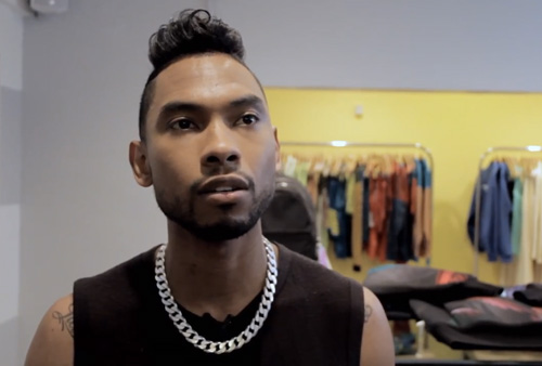 Miguel-on-VEVO-Stylized