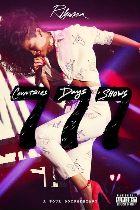 Rihanna 777 Tour Doc