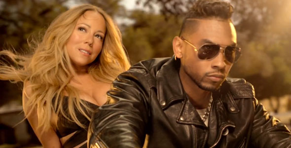 NEW VIDEO: MARIAH CAREY FEAT. MIGUEL - BEAUTIFUL