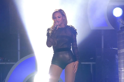 Beyonce-Performs-at-Chime-For-Change
