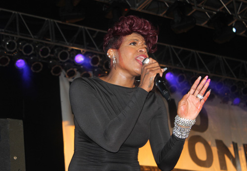 Fantasia at Stone Soul 2013