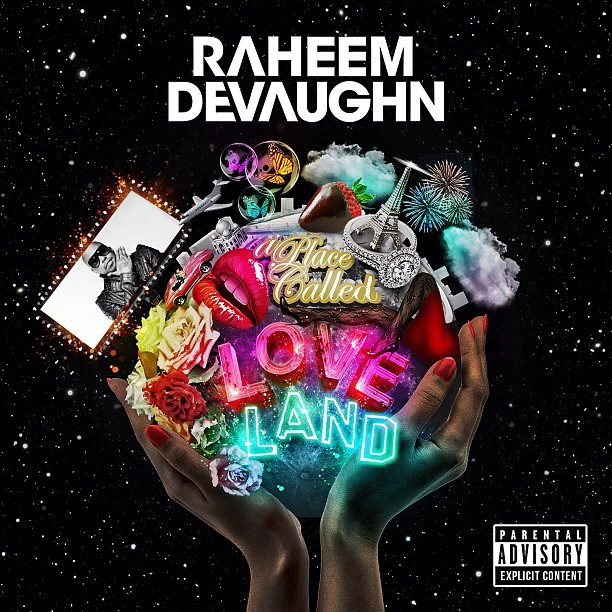 Raheem Devaughn A Place Called Loveland