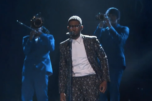 Usher-Performs-Twisted