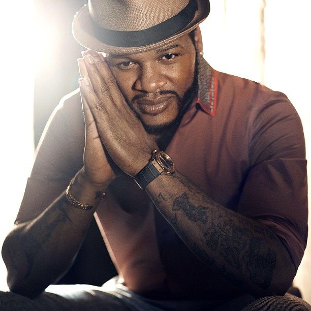 Jaheim reveals why 'age ain't a factor'