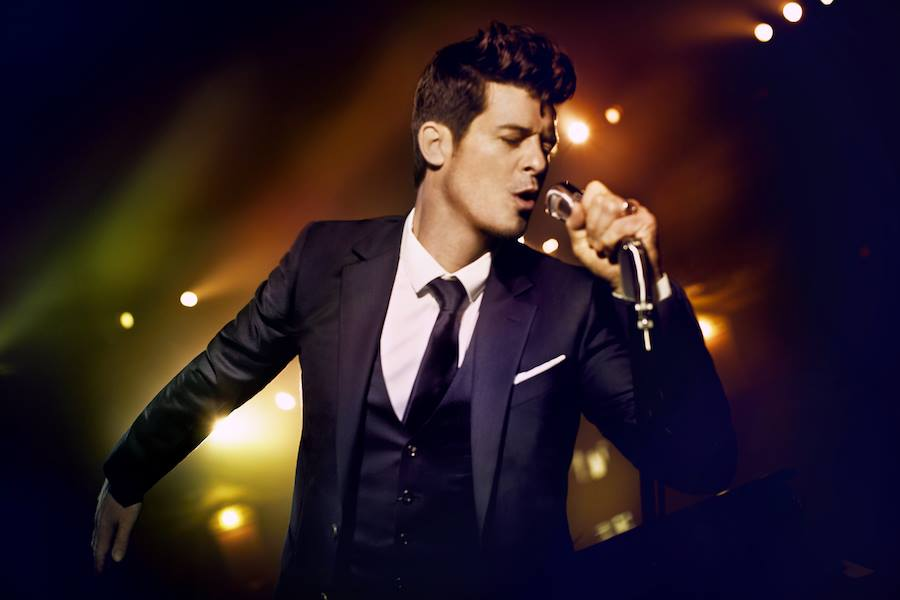 Robin Thicke Says New Album 'Blurred Lines' Inspired by ...