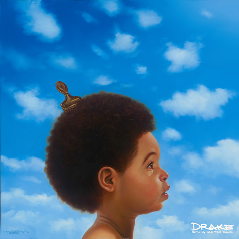 Drake Unveils Nothing Was The Same Album Cover