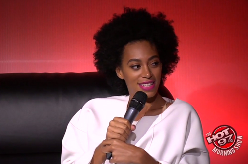 Solange-on-Hot-97-Morning-Show