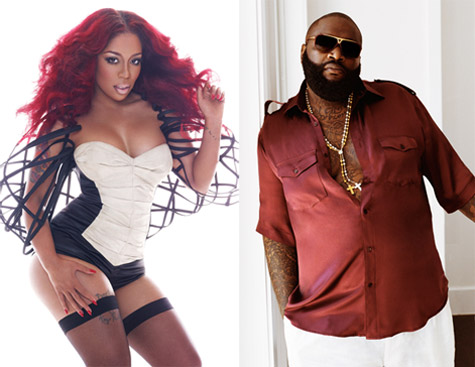 Rick Ross And K Michelle Tour