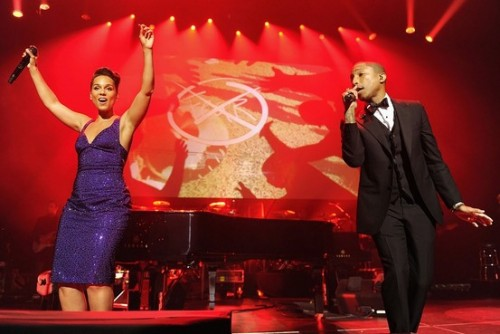 Alicia Keys & Pharrell