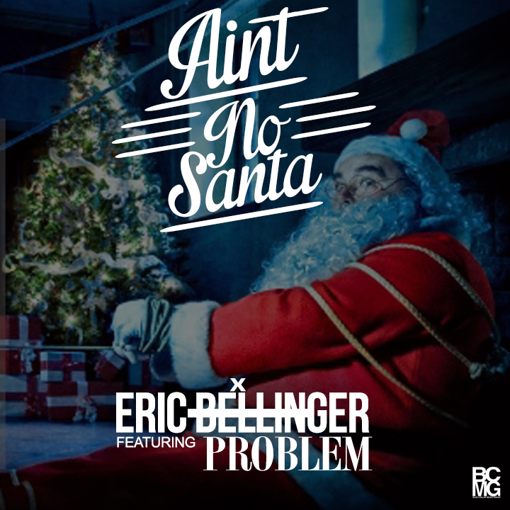 Aint No Santa Single Artwork