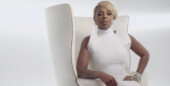 NEW VIDEO: MARY J. BLIGE - MY FAVORITE THINGS