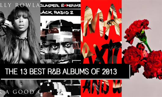 The-13-Best-R&B-Albums-of-2013