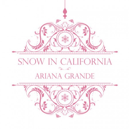 ariana-snow-in-california