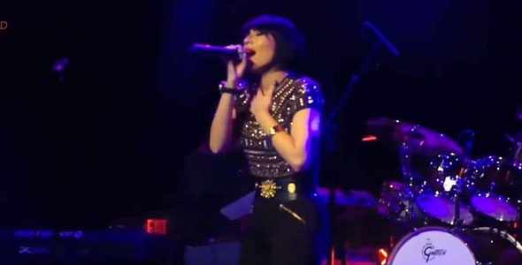 BRIDGET KELLY DEBUTS NEW MUSIC AT 'GIRLS LIKE NICE THINGS' IN PHILLY