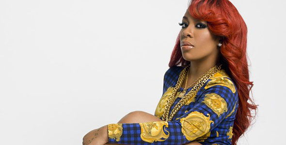 K. MICHELLE ANNOUNCES 'STILL NO F**KS GIVEN' MIXTAPE