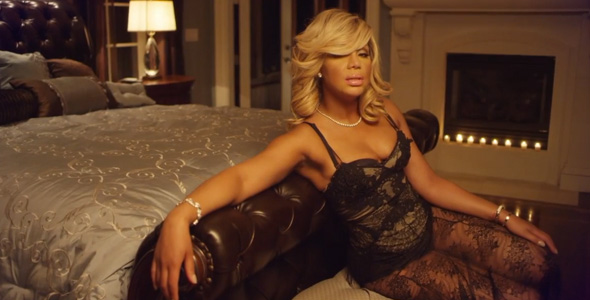 NEW VIDEO: TAMAR BRAXTON - ALL THE WAY HOME + SHE CAN HAVE YOU