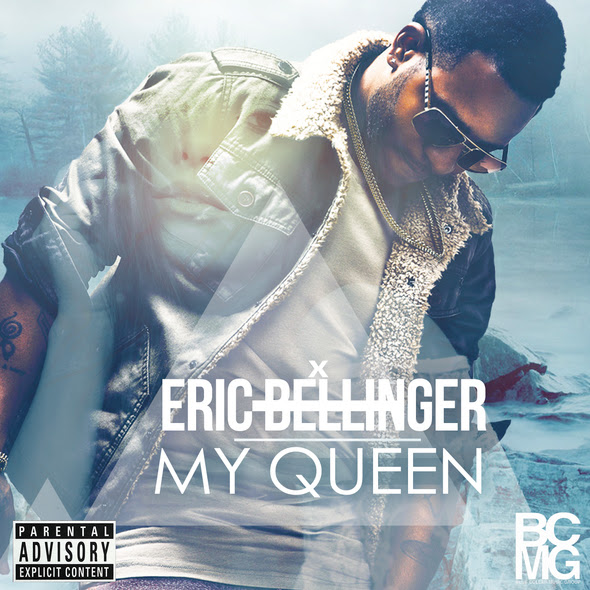 Eric Bellinger - My Queen single cover