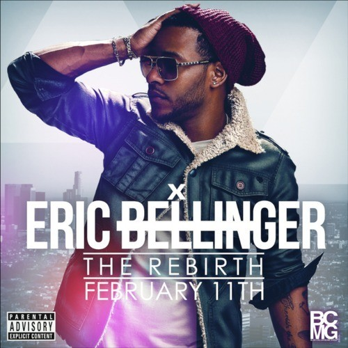 Eric Bellinger The Rebirth 500x500