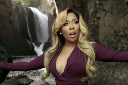 Video  K  Michelle        Can   t Raise A Man   K.michelle Hairstyles 2014
