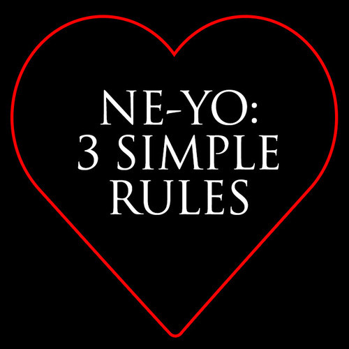 Ne-Yo 3 Simple Rules 500x500